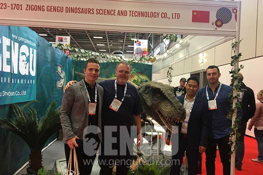IAAPA Europe Attractions Show 2017