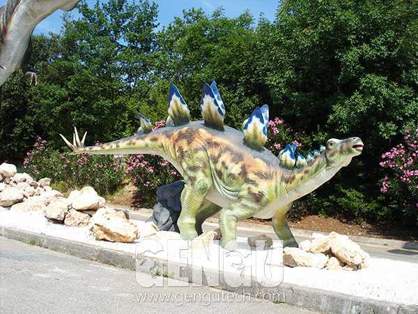 Do You Know The Production Of Simulation Animatronic Dinosaur?
