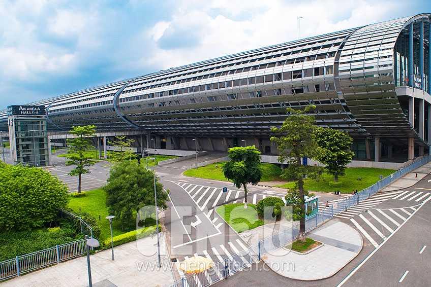 Gengu Dinosaurs will attend 124th Canton Fair 2018 Oct