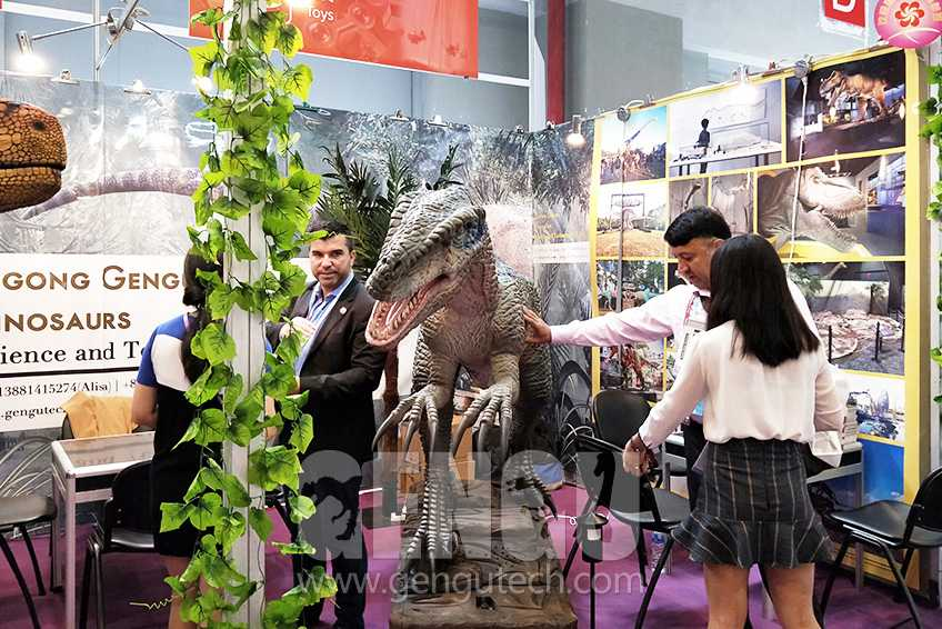 Our Company Participated In The 124th Canton Fair