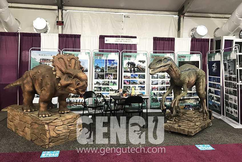 IAAPA Attractions Expo 2018 in orlando, Florida