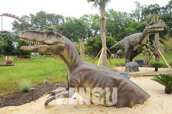 Introduction Of Allosaurus
