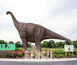 Why Dinosaur Theme Park Is So Hot?