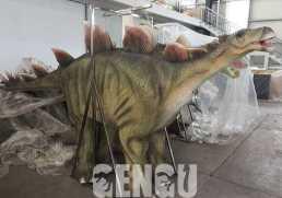Making A Dinosaur Costume Prank
