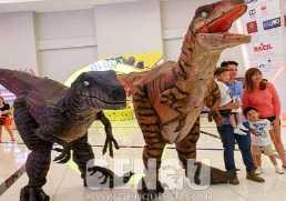 The Prospect Of Dinosaur Theme Park