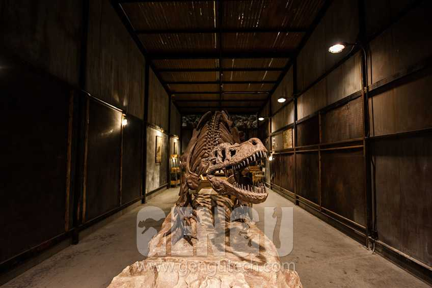 The Collection of The World's Best Dinosaur Museums