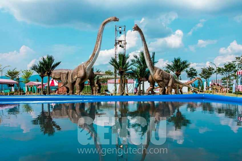 World Top Traveling Dinosaur Exhibitions