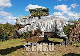 How To Restore A More Realistic Dinosaur?