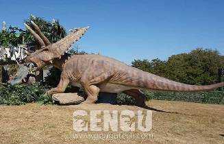 On Dinosaur Time