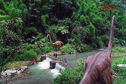 "Exploring the ""Jurassic Adventure Valley"""