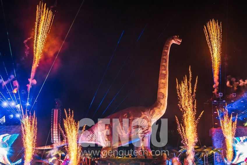 Happy Chinese New Year From Gengu Dinosaurs