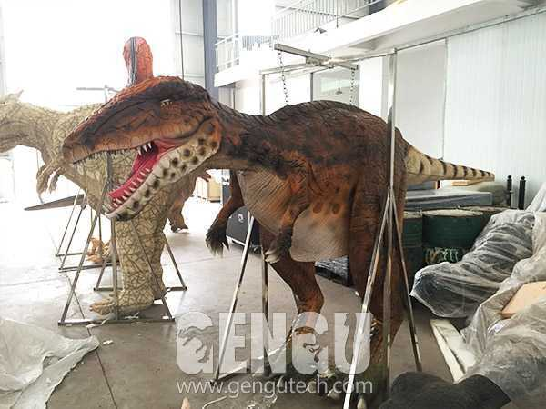 Cryolophosaurus Costume(DC-41)