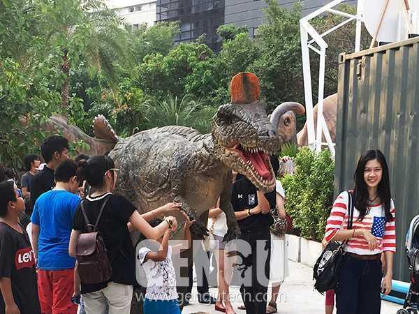 Cryolophosaurus Costume(DC-42)