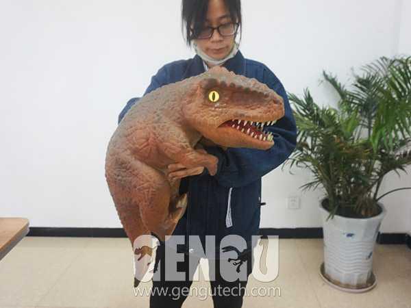 T-Rex Dinosaur Puppet(DC-70)