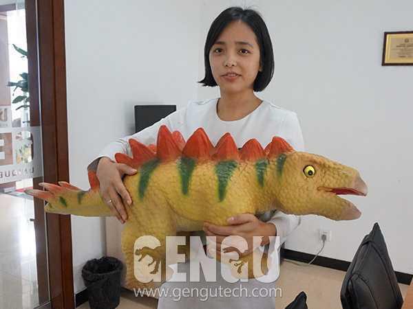 Stegosaurus Dinosaur Puppet(DC-76)