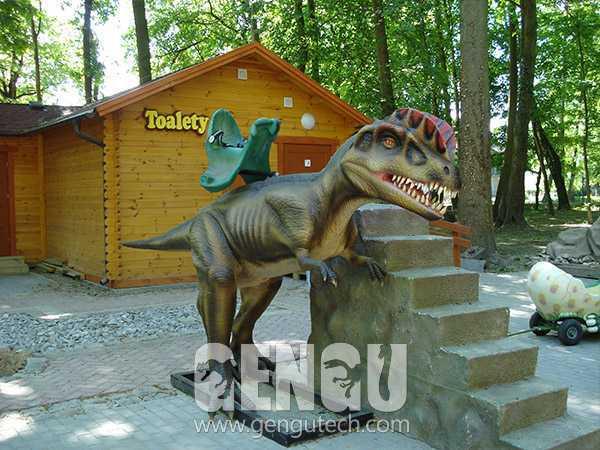 Dilophosaurus Ride(AR-82)