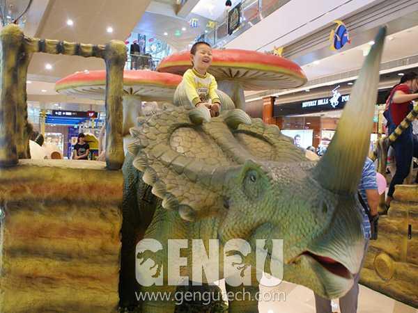 Styracosaurus Ride(AR-89)