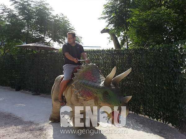 Triceratops Walking Ride(AR-95)