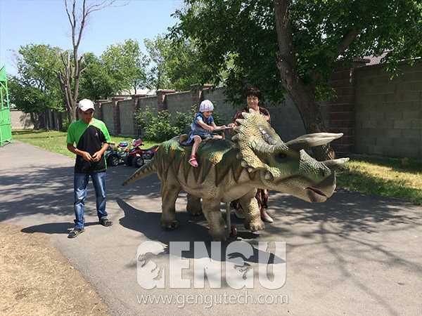 Triceratops Walking Ride(AR-97)