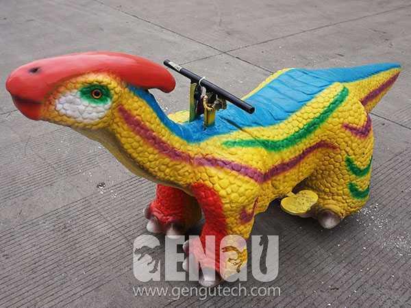 Slidable Dinosaur Rides(AR-116)