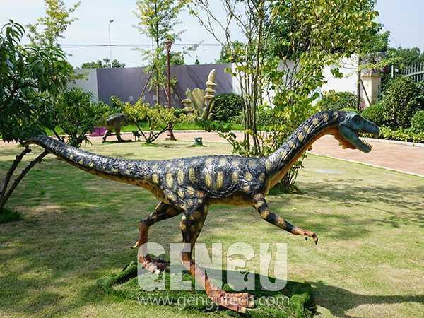 Fiberglass Velociraptor(FP-152)
