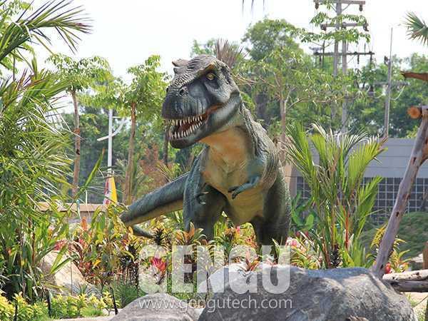 Fiberglass T-rex(FP-166)