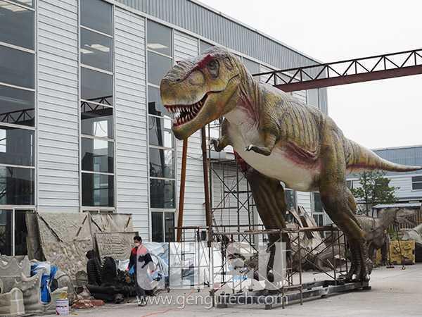 Fiberglass T-rex(FP-167)