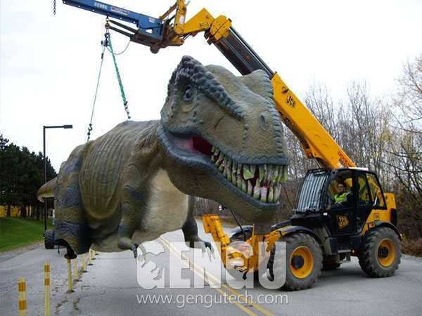 Fiberglass T-rex(FP-171)