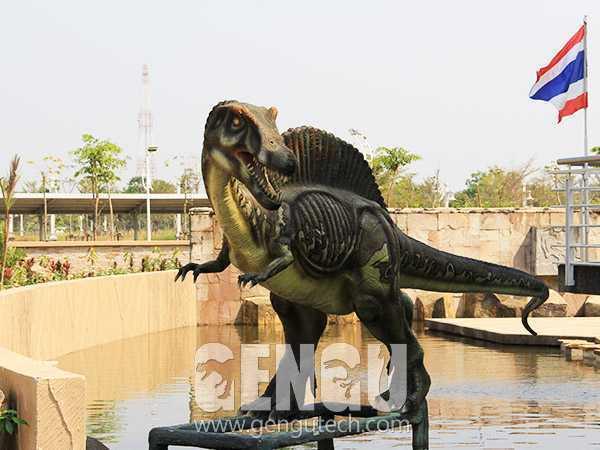 Fiberglass Spinosaurus(FP-174)