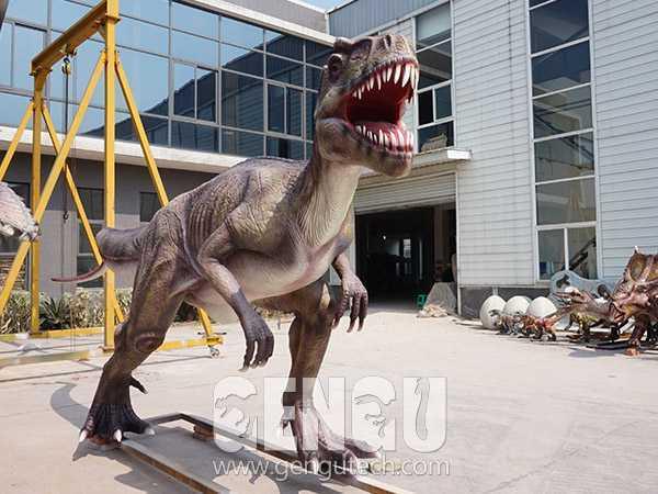 Fiberglass Allosaurus(FP-175)