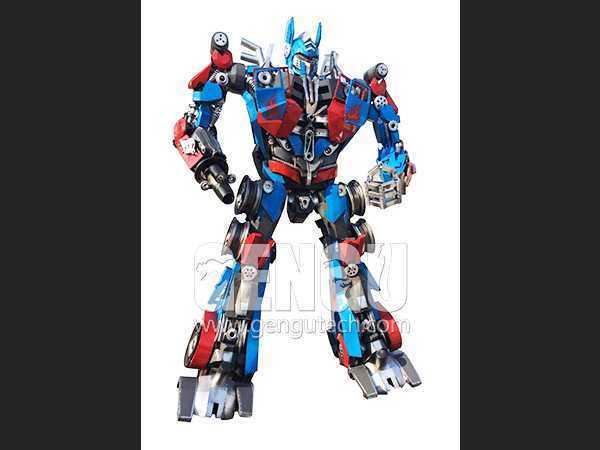 Transformers Optimus Prime(TM-198)