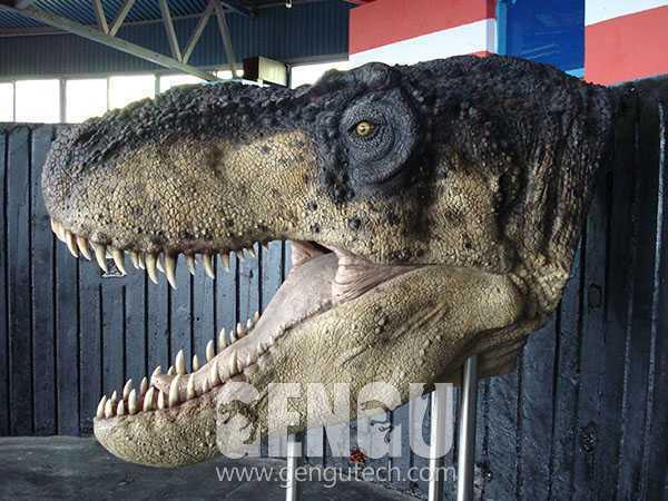 Fiberglass Dinosaur Head(FP-302)