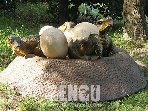 Fiberglass Dinosaur Egg(FP-313)