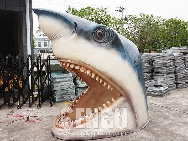 Shark head and mouth(AA-392)