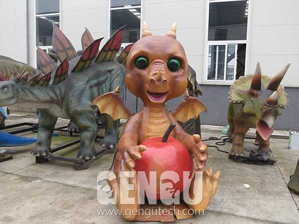 Animatronic Dragon(AG-509)