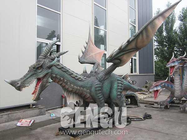 Animatronic Dragon(AG-512)