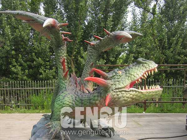 Animatronic Dragon(AG-513)