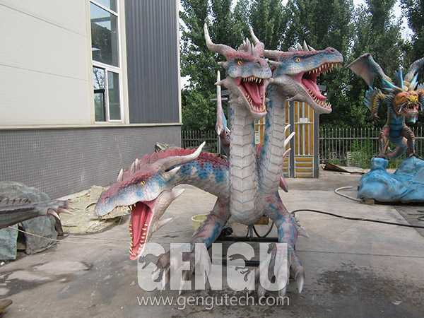 Animatronic Dragon(AG-514)