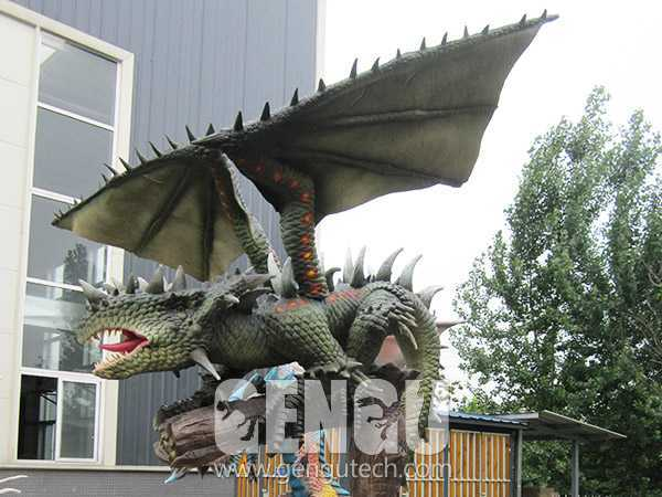 Animatronic Dragon(AG-515)