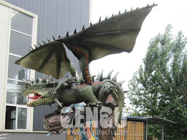 Animatronic Dragon(AG-515)