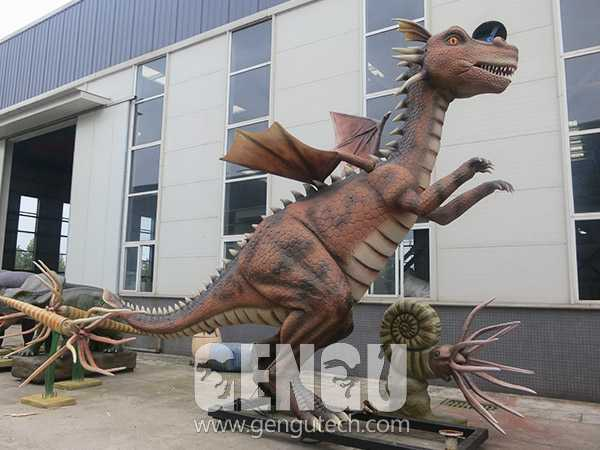 Animatronic Dragon(AG-516)