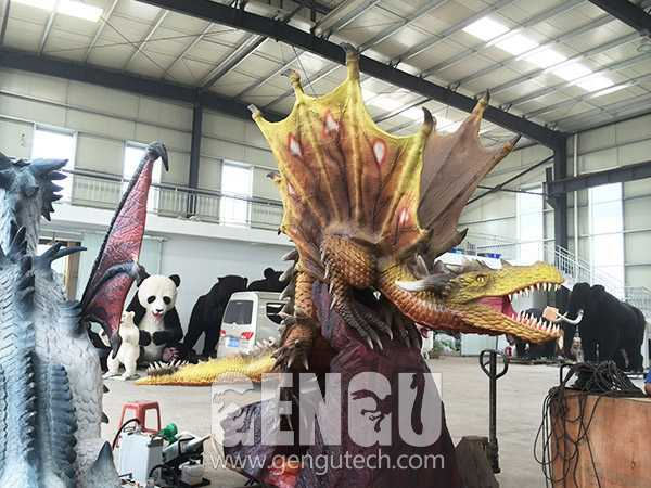 Animatronic Dragon(AG-517)