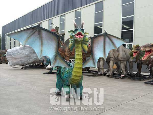 Animatronic Dragon(AG-519)