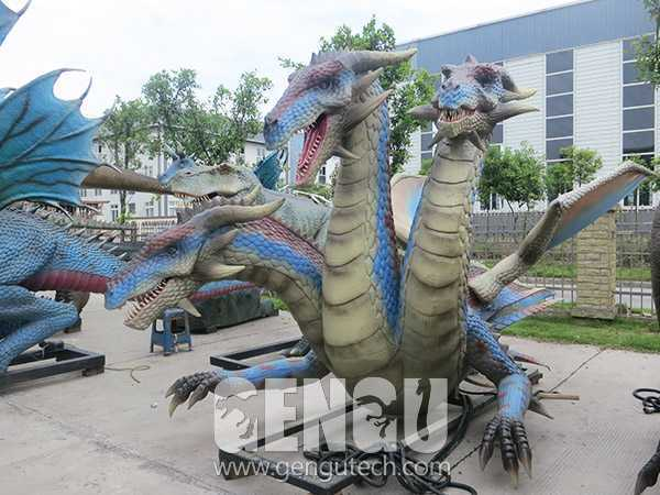 Animatronic Dragon(AG-521)