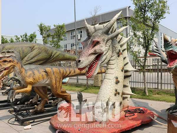Animatronic Dragon(AG-524)