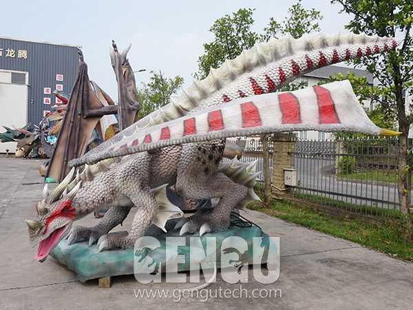 Animatronic Dragon(AG-526)