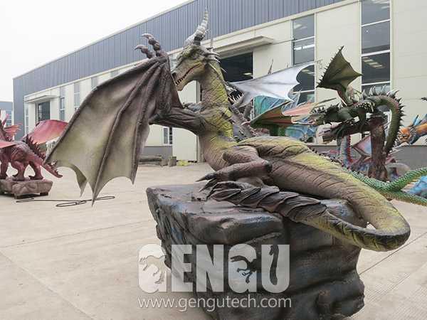 Animatronic Dragon(AG-531)