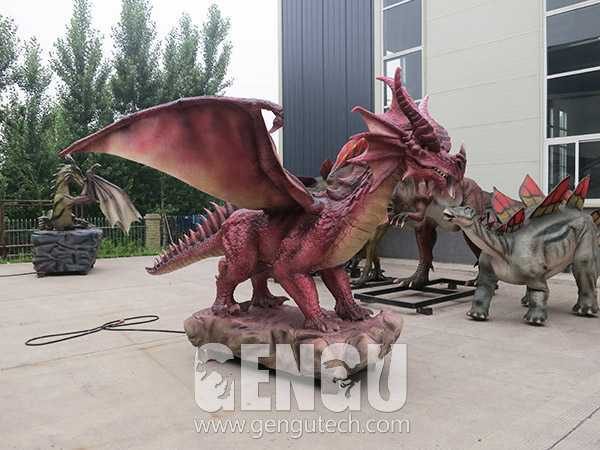 Animatronic Dragon(AG-532)