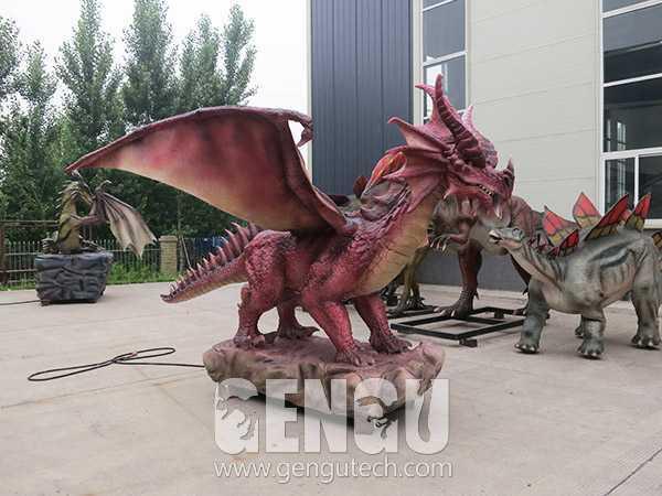 Animatronic Dragon(AG-532)