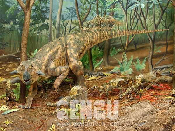 Psittacosaurus(AD-587)